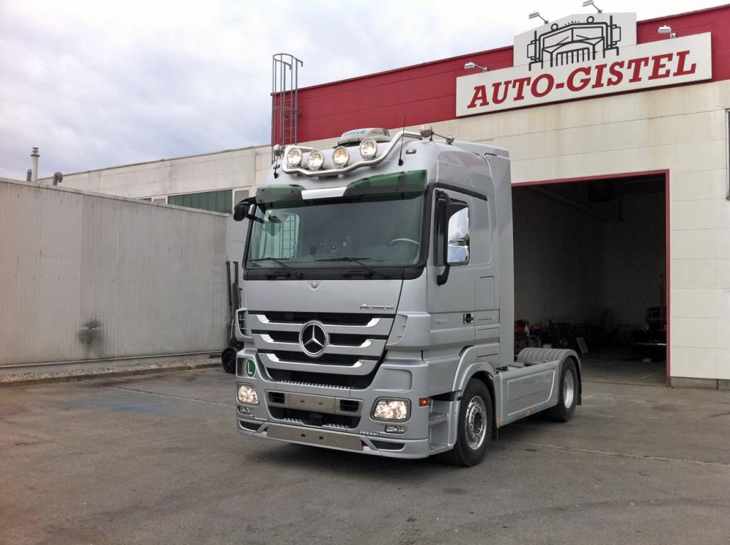 Auto Gistel Nutzfahrzeuge LKW Verkauf in Gersthofen